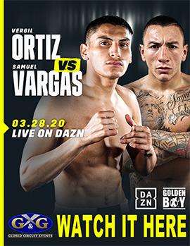 Ortiz vs. Vargas